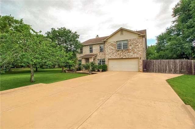 418 Bella Vista Cir, Kyle, TX 78640 (#4063982) :: Ben Kinney Real Estate Team