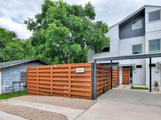 1002 S Center St A, Austin, TX 78704 (#4065169) :: Watters International