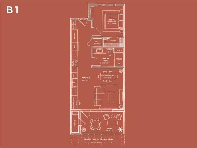 4004 Banister Ln #305, Austin, TX 78704 (#4065657) :: Papasan Real Estate Team @ Keller Williams Realty
