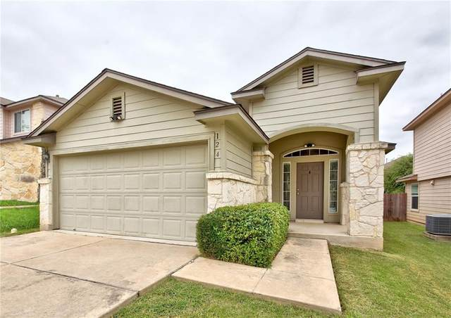 124 Kype Cv, Kyle, TX 78640 (#4066576) :: The Perry Henderson Group at Berkshire Hathaway Texas Realty