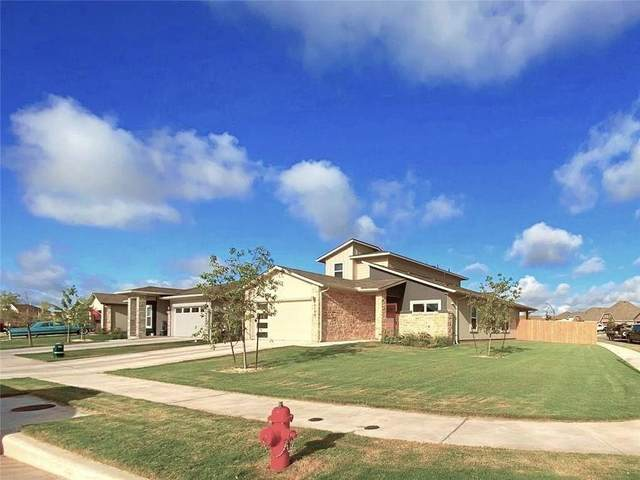 5100 Vanner Path, Georgetown, TX 78626 (#4066759) :: First Texas Brokerage Company