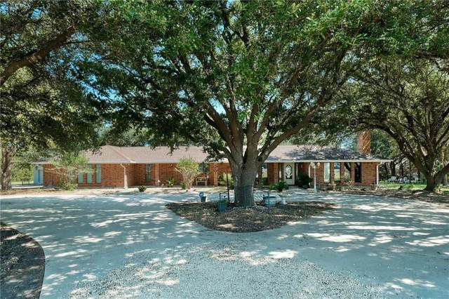819 County Road 418, Taylor, TX 76574 (#4067681) :: The Perry Henderson Group at Berkshire Hathaway Texas Realty