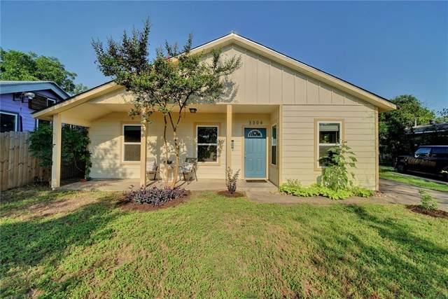 3304 Larry Ln, Austin, TX 78722 (#4068488) :: Papasan Real Estate Team @ Keller Williams Realty
