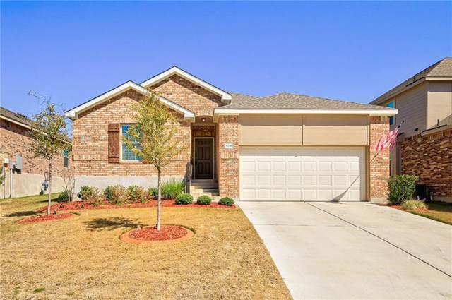 6741 Brindisi Pl, Round Rock, TX 78665 (#4069057) :: Papasan Real Estate Team @ Keller Williams Realty