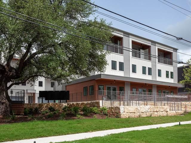 5924 S Congress Ave 13-S, Austin, TX 78745 (#4071091) :: Douglas Residential