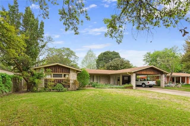 7204 Greenhaven Dr, Austin, TX 78757 (#4071302) :: Ben Kinney Real Estate Team