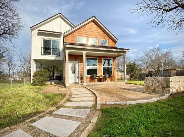 1609 Deloney St B, Austin, TX 78721 (#4071833) :: Papasan Real Estate Team @ Keller Williams Realty