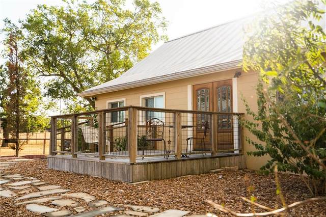 204 Mezger Ln, Round Mountain, TX 78663 (#4072519) :: Papasan Real Estate Team @ Keller Williams Realty