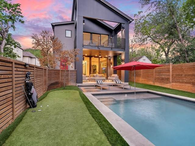 2014 Goodrich Ave A, Austin, TX 78704 (#4074119) :: Realty Executives - Town & Country