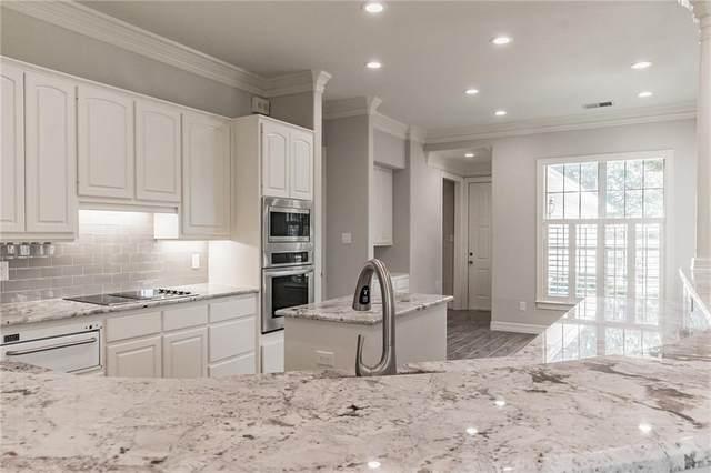 30505 Berry Creek Dr, Georgetown, TX 78628 (#4076241) :: Ben Kinney Real Estate Team
