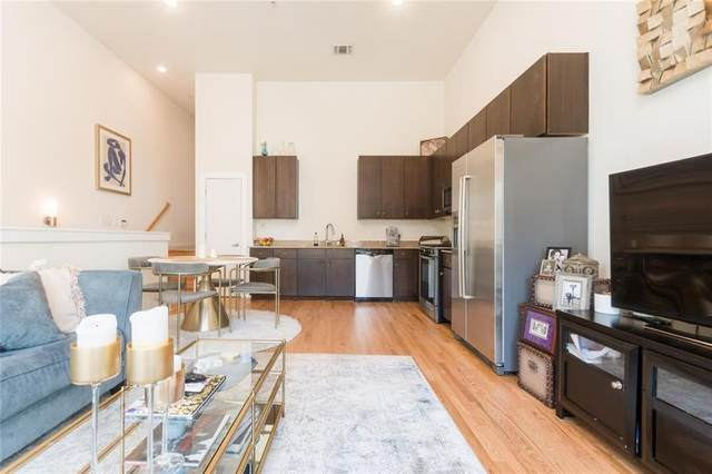 6000 S Congress Ave #124, Austin, TX 78745 (#4076309) :: RE/MAX Capital City