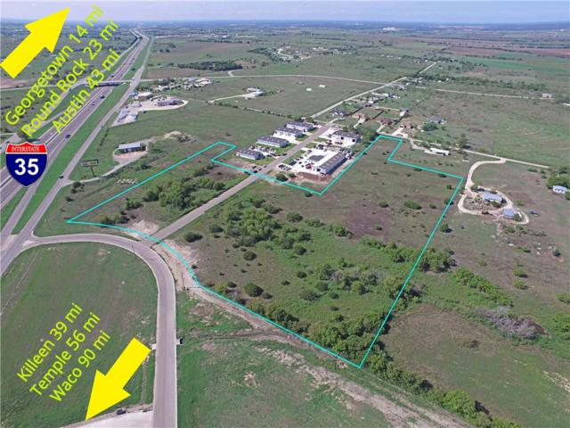 000 County Rd 306, Jarrell, TX 76537 (#4078008) :: The Heyl Group at Keller Williams