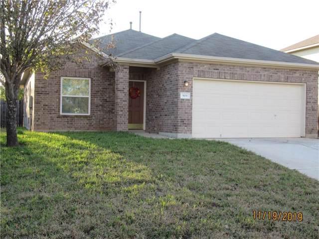 909 Rancho Viejo, Leander, TX 78641 (#4080181) :: Douglas Residential