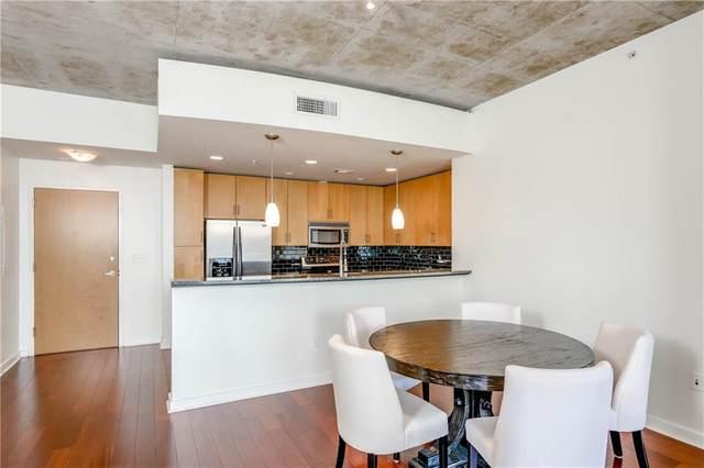360 Nueces St #2609, Austin, TX 78701 (#4080821) :: Resident Realty
