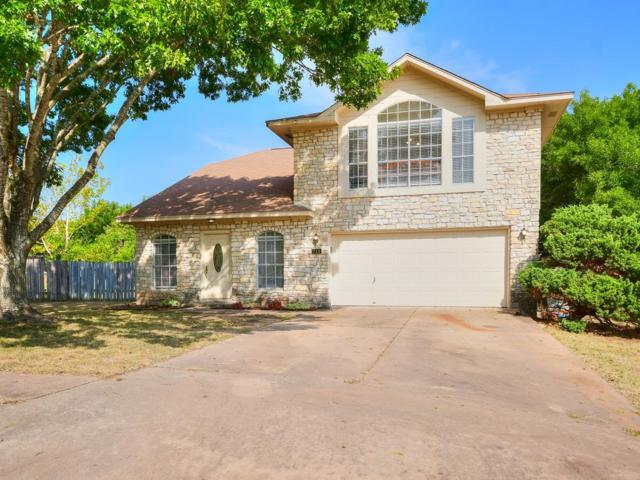 710 Wagon Wheel Trl, Pflugerville, TX 78660 (#4081420) :: The Perry Henderson Group at Berkshire Hathaway Texas Realty