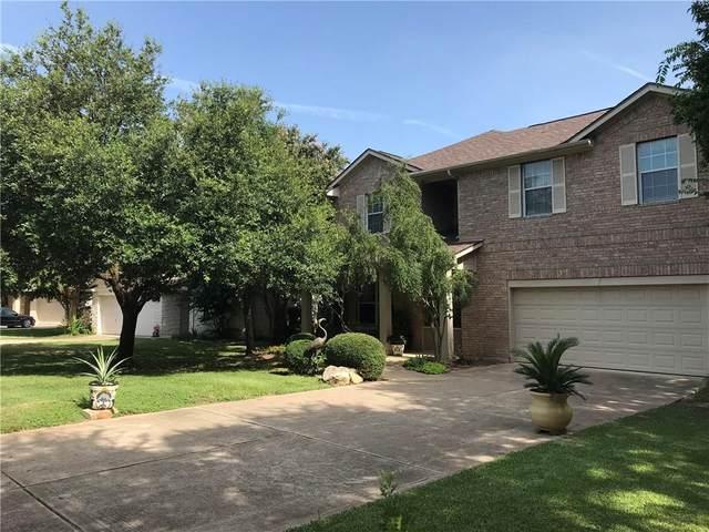1808 Creek Ridge Blvd, Round Rock, TX 78664 (#4083212) :: Papasan Real Estate Team @ Keller Williams Realty