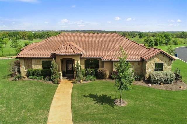 100 Water Stone Cv, Georgetown, TX 78628 (#4083294) :: Papasan Real Estate Team @ Keller Williams Realty