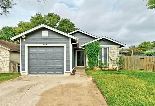 9604 Curlew Dr, Austin, TX 78748 (#4083997) :: Ben Kinney Real Estate Team