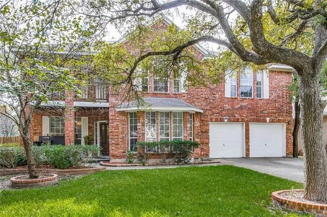4012 Castle Creek Cv, Round Rock, TX 78681 (MLS #4084444) :: Brautigan Realty