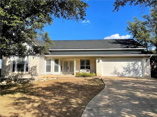 407 Errol Dr, Spicewood, TX 78669 (MLS #4085119) :: Vista Real Estate