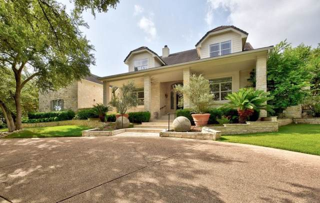 12 Club Estates Pkwy, The Hills, TX 78738 (#4085438) :: The Perry Henderson Group at Berkshire Hathaway Texas Realty