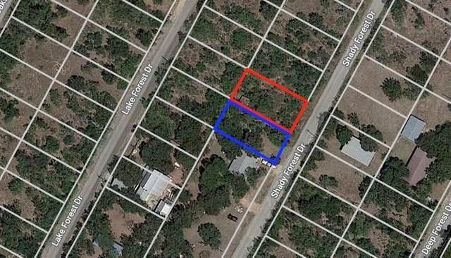 Lot 409 Shady Forest Dr, Granite Shoals, TX 78654 (#4086221) :: Papasan Real Estate Team @ Keller Williams Realty