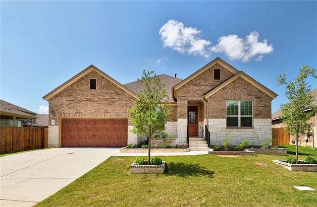1302 Knowles Dr, Hutto, TX 78634 (#4089158) :: The Perry Henderson Group at Berkshire Hathaway Texas Realty