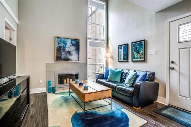 935 La Posada Dr #252, Austin, TX 78752 (#4091516) :: Papasan Real Estate Team @ Keller Williams Realty