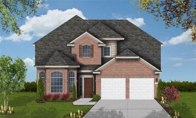7704 Pace Ravine Dr, Lago Vista, TX 78645 (#4091806) :: 12 Points Group