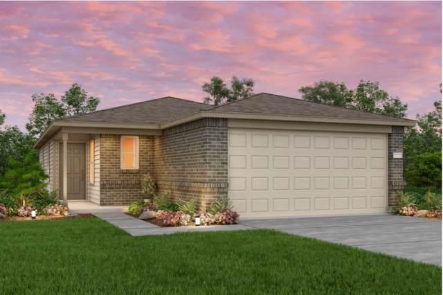 117 Kildeer Pass, Jarrell, TX 76537 (#4093286) :: Ana Luxury Homes
