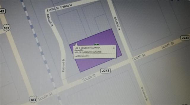 101 E E. South (Rm 2243) St, Leander, TX 78641 (#4095675) :: Papasan Real Estate Team @ Keller Williams Realty