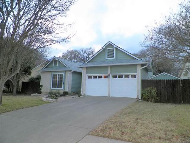 605 Pomegranate Pass, Cedar Park, TX 78613 (#4096797) :: Watters International