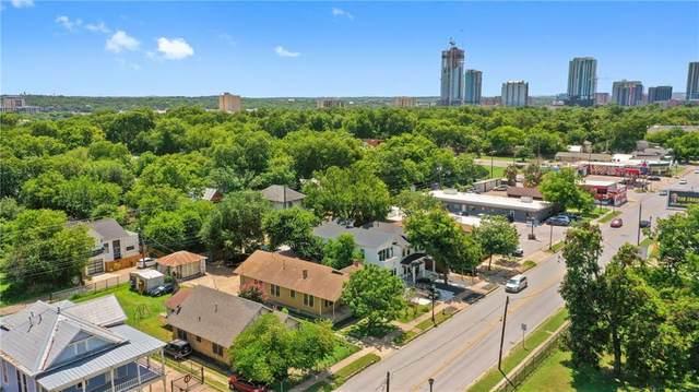1803 E Cesar Chavez St, Austin, TX 78702 (#4096903) :: First Texas Brokerage Company