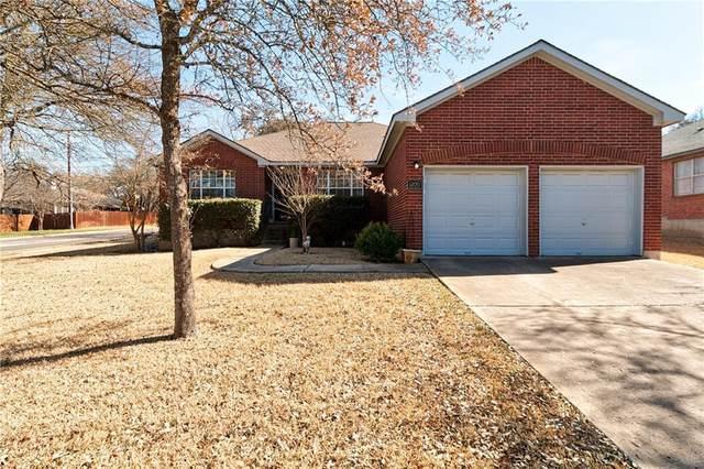 1200 Cedar Crest Dr, Cedar Park, TX 78613 (#4097843) :: Papasan Real Estate Team @ Keller Williams Realty