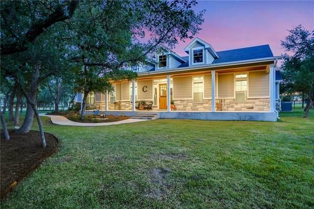 601 Cole Dr, Liberty Hill, TX 78642 (#4097937) :: Lauren McCoy with David Brodsky Properties