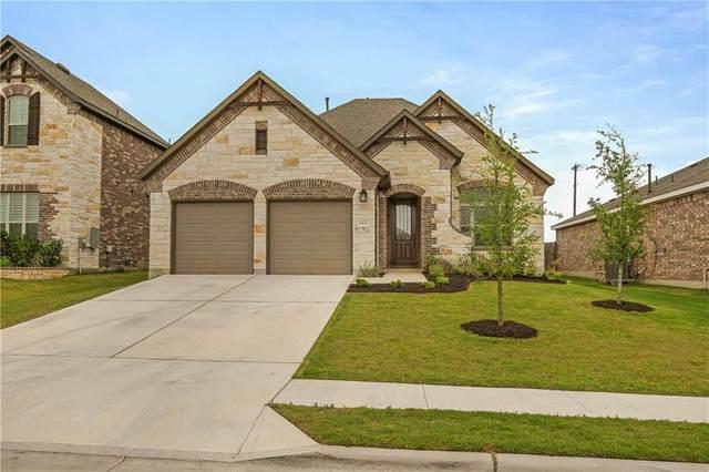 6833 Brindisi Pl, Round Rock, TX 78665 (#4100120) :: Papasan Real Estate Team @ Keller Williams Realty