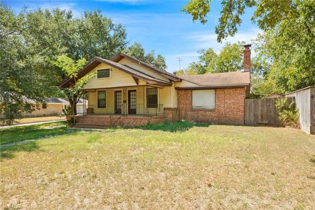 305 Bowser St, Rockdale, TX 76567 (#4101112) :: The Perry Henderson Group at Berkshire Hathaway Texas Realty