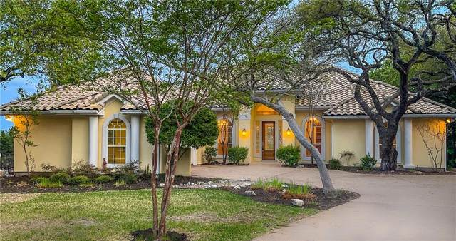 18105 Kingfisher Ridge Dr, Lago Vista, TX 78645 (#4102827) :: The Perry Henderson Group at Berkshire Hathaway Texas Realty