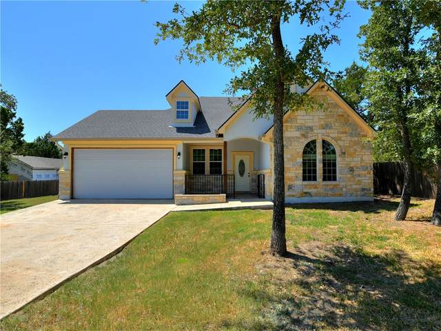 263 Indian Oak Dr, Bastrop, TX 78602 (#4104637) :: Front Real Estate Co.