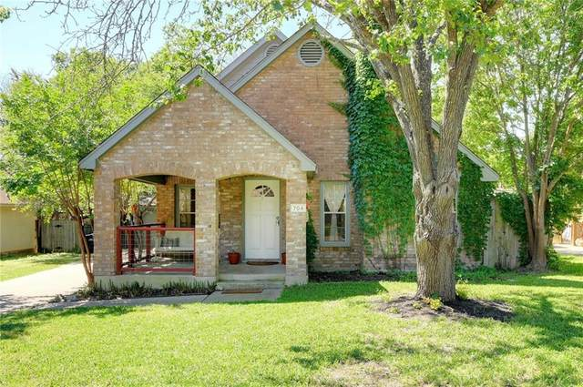 704 Birch Brook Dr, Leander, TX 78641 (#4106671) :: Realty Executives - Town & Country
