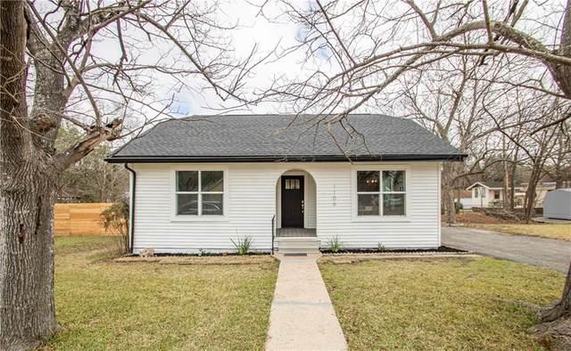 1106 Hackberry St, Taylor, TX 76574 (#4107810) :: Papasan Real Estate Team @ Keller Williams Realty