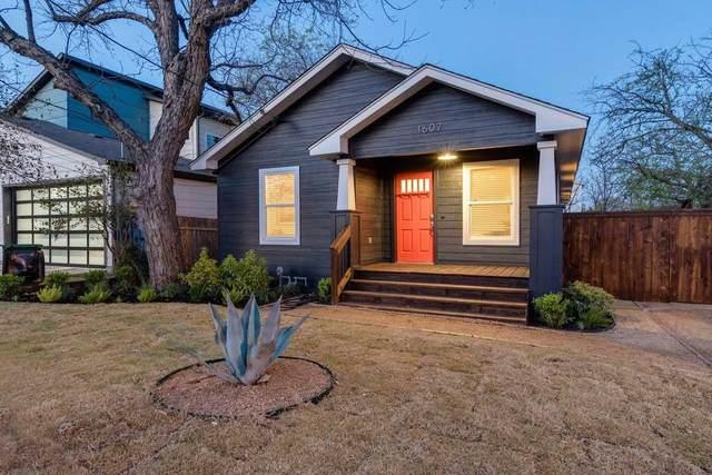 1607 Walnut Ave, Austin, TX 78702 (#4110010) :: Papasan Real Estate Team @ Keller Williams Realty