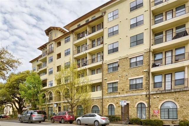 2505 San Gabriel St #401, Austin, TX 78705 (#4113026) :: The Heyl Group at Keller Williams
