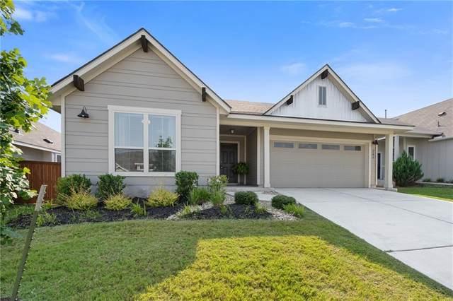 241 Wild Sage Ln, Liberty Hill, TX 78642 (#4113082) :: Azuri Group | All City Real Estate