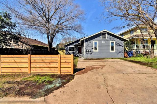 7608 Carver Ave, Austin, TX 78752 (#4115701) :: The ZinaSells Group