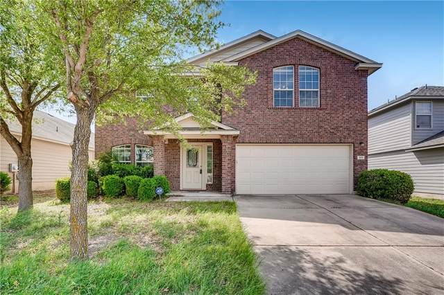 308 Baldwin St, Hutto, TX 78634 (#4116362) :: Zina & Co. Real Estate