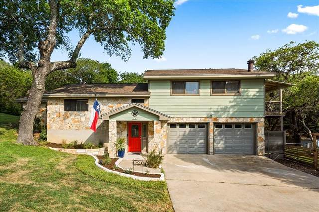 301 Oak Ridge Dr, San Marcos, TX 78666 (#4117879) :: The Heyl Group at Keller Williams