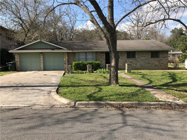 508 Franklin Dr, San Marcos, TX 78666 (#4118723) :: The Heyl Group at Keller Williams