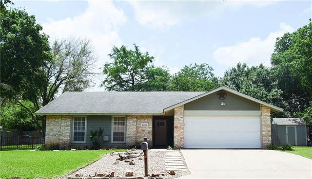 3406 Valley Pike Rd, Cedar Park, TX 78613 (#4119014) :: Papasan Real Estate Team @ Keller Williams Realty