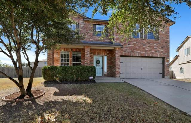 350 Altamont St, Hutto, TX 78634 (#4119335) :: Zina & Co. Real Estate